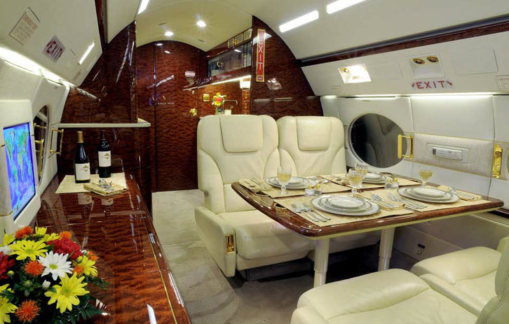 Private Luxury Jets